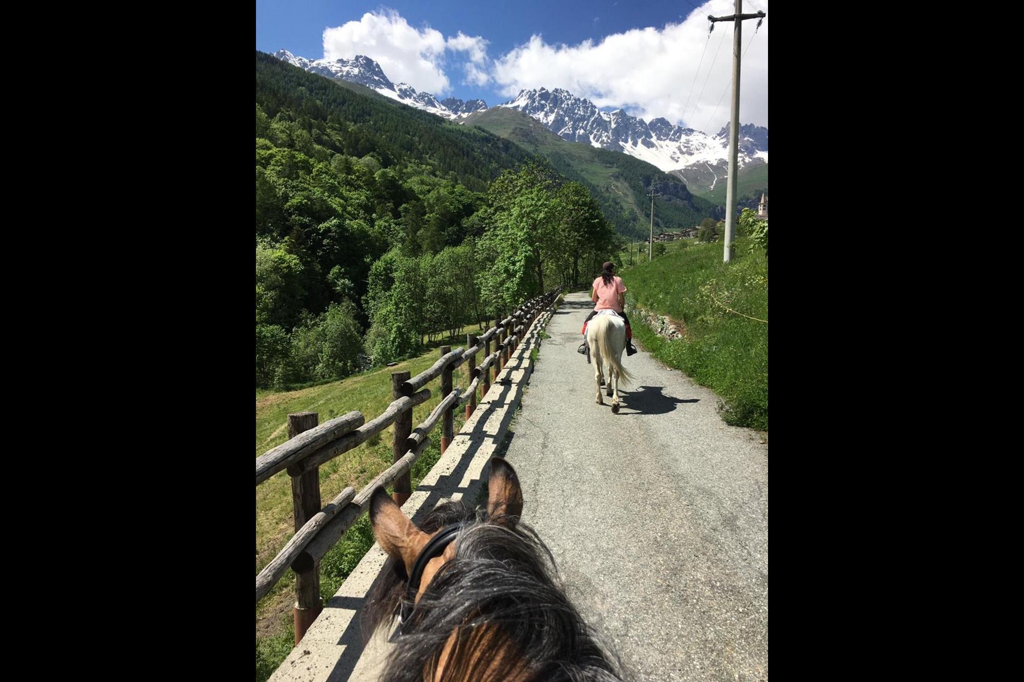 Universo equestre vira série na Itália
