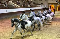 Revista Horse na Andaluzia/Espanha