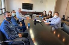 IBEqui e Embrapa planejam ação conjunta com foco na sanidade animal